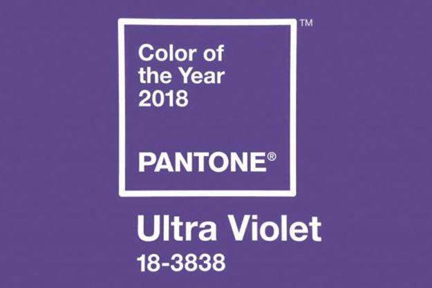 Az év bátor színe az ultraviola